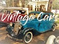Old vintage classic cars exhibition 2017 | Antique Cars in India