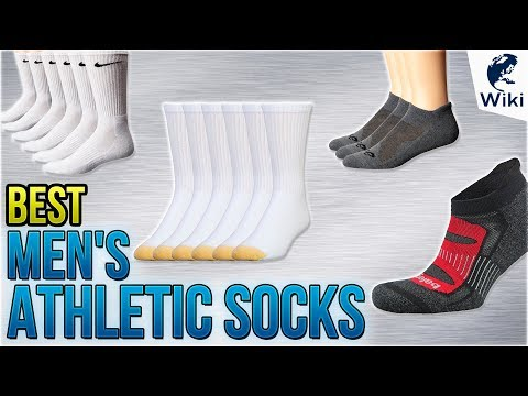 10 Best Men's Athletic Socks 2018