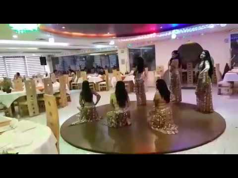 India Town CDMX - I wanna dance por el grupo de Danza Arabe