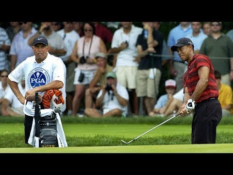 2005 PGA Championship Mickelson and Elkington
