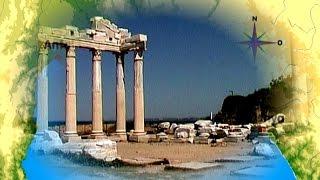 Türkei - Rundreise 10 - Die antike Stadt Side