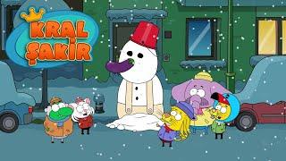 KRAL ŞAKİR: Kardan Adamların Yükselişi - 42. Bölüm (Çizgi Film)