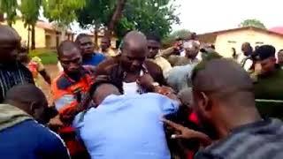 APC Leader Caught With Result Sheets.  CHIKUN LGA, KADUNA STATE, ELECTION RUN-OFF