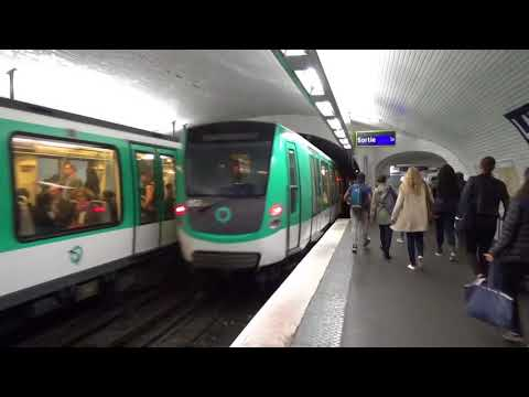 Series 11 Episode 33 - Paris Metro & RER Day 2/5