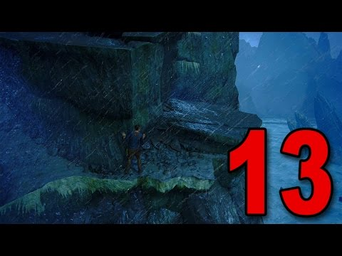 Uncharted 4 Walkthrough - Chapter 13 - Marooned (Playstation 4 Gameplay)