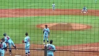 JX-ENEOS シートノック(第42回社会人野球日本選手権大会_161102)