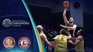 UNET Holon V Lietkabelis - Full Game - Basketball Champions League 2019-20