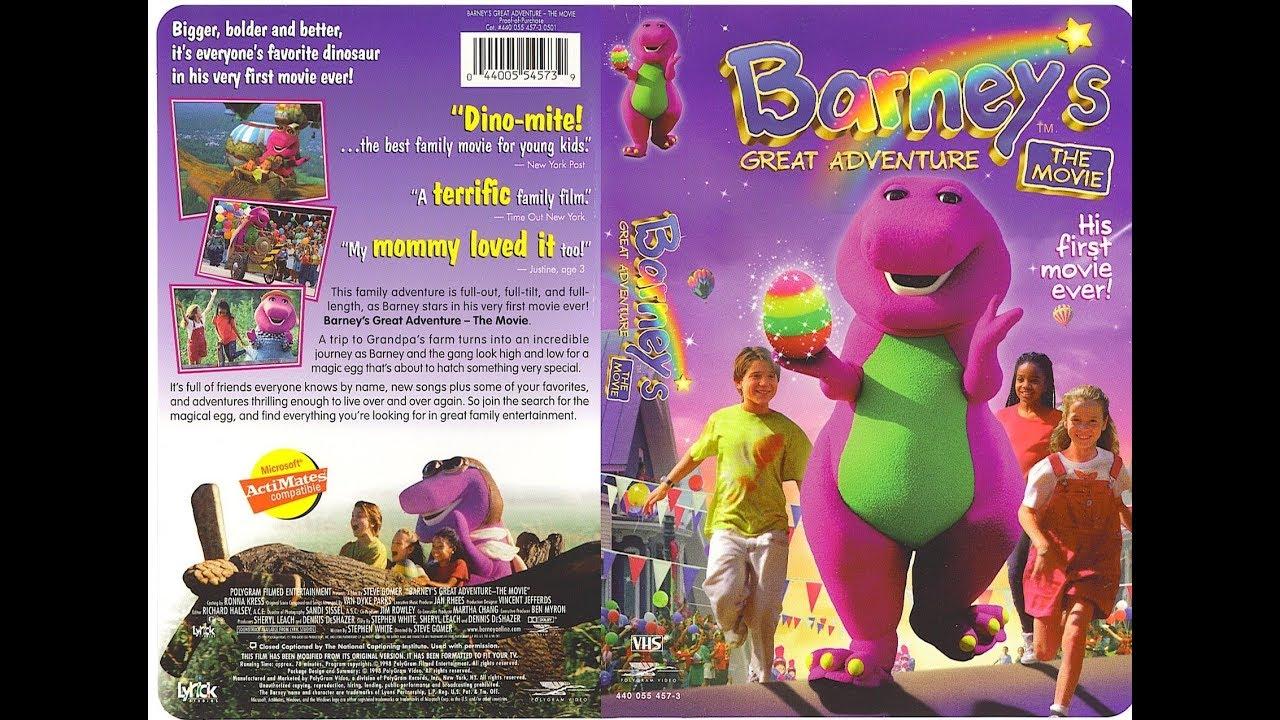 Barneys Christmas Star Trailer