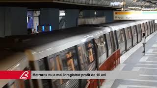 Metrorex nu a mai înregistrat profit de 10 ani