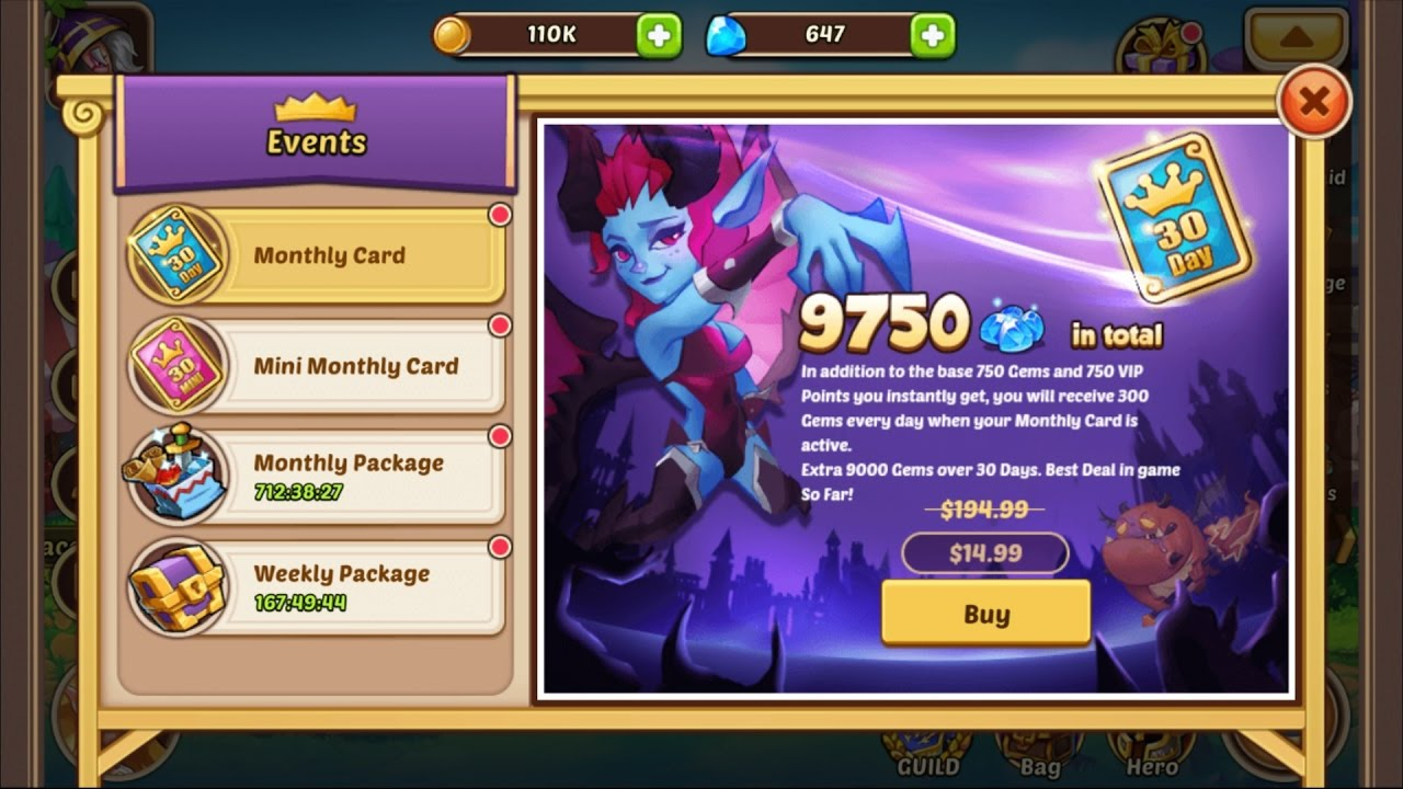 Idle Heroes Event Calendar.How To Prepare For Upcoming New Events Idle Heroes