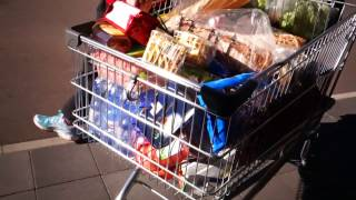 Grocery Shopping in Germany: EXTRA CHEAP!