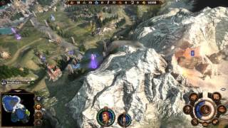 Lukozer PC Game Reviews - 037 - Might And Magic: Heroes VII, by Ubisoft