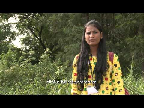 Toilets in School | Majida's fight for a safe environment