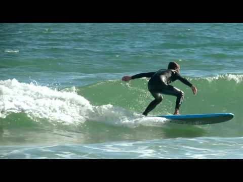 Laid Back Lagos, Portugal, Surfing lessons in the Algarve