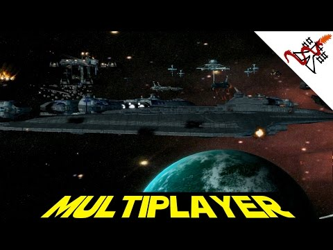 """Star War: Republic At War """"Pride of the Core"""" Multiplayer Gameplay"""
