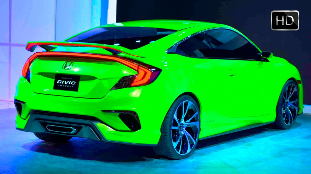 Civic coupe concept