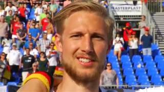 Чемпіонат ЄВРОПИ 2017 EMF EURO 2017 УКРАЇНА Німеччина