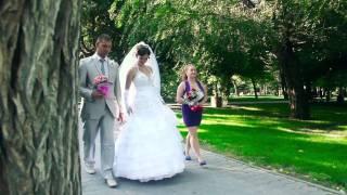 Свадьба Алексея и Ольги mp4