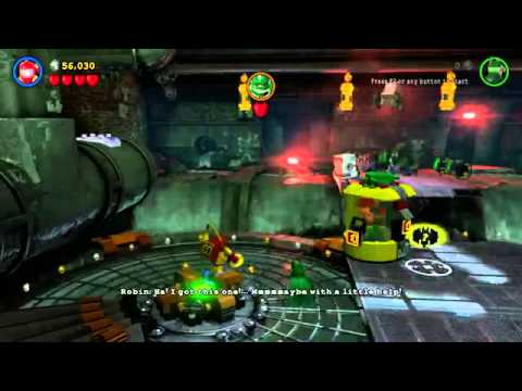 LEGO Batman 3 Beyond Gotham Gameplay Walkthrough Part 2 ...