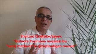 Shohnazarov Sherzod Qudratxo