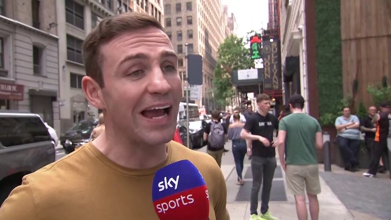 'SHE DESERVES A REMATCH!' - Matthew Macklin on Katie Taylor's controversial win over Delfi