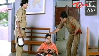 Car Tyre Comedy Between Brahmanandam - Sudhakar - NavvulaTV