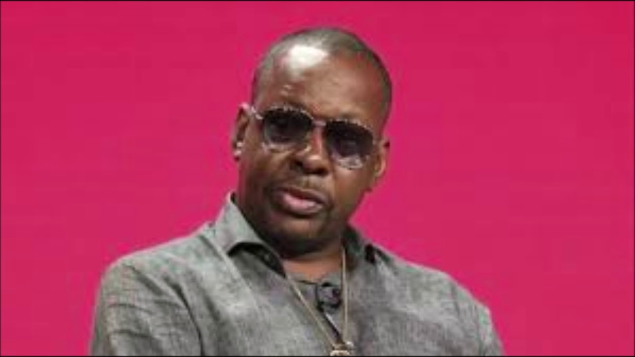 Bobby Brown Suing Over Whitney Biopic