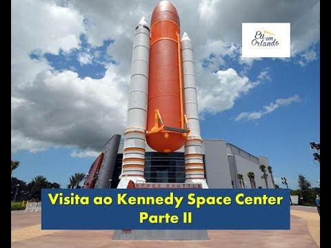 Kennedy Space Center Visitor Complex - KSC - Nasa - Parte 2