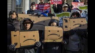Amazon ditches New York City expansion plan