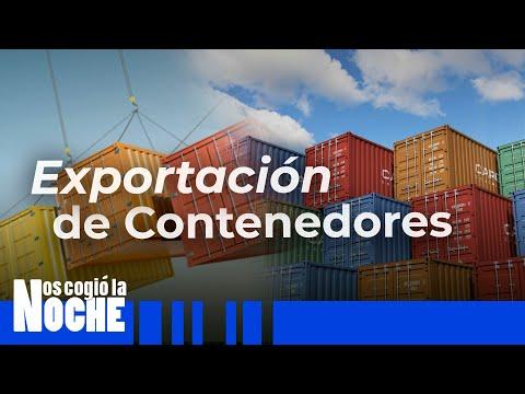 Exportamos cada mes 70 contenedores - Nos Cogió La Noche