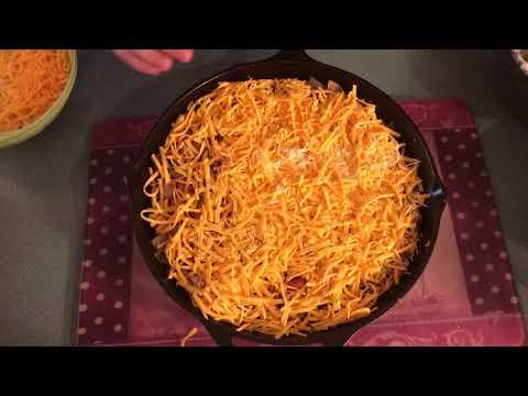 Pinto Bean Casserole! (cornbread And Potatoes)