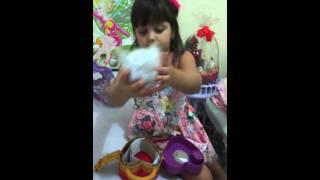 Pascoa feliz de Anna Luiza