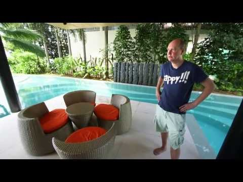 MILLION DOLLAR ROOMS- SINGAPORE UNDERWATER MEDIA ROOM - YouTube