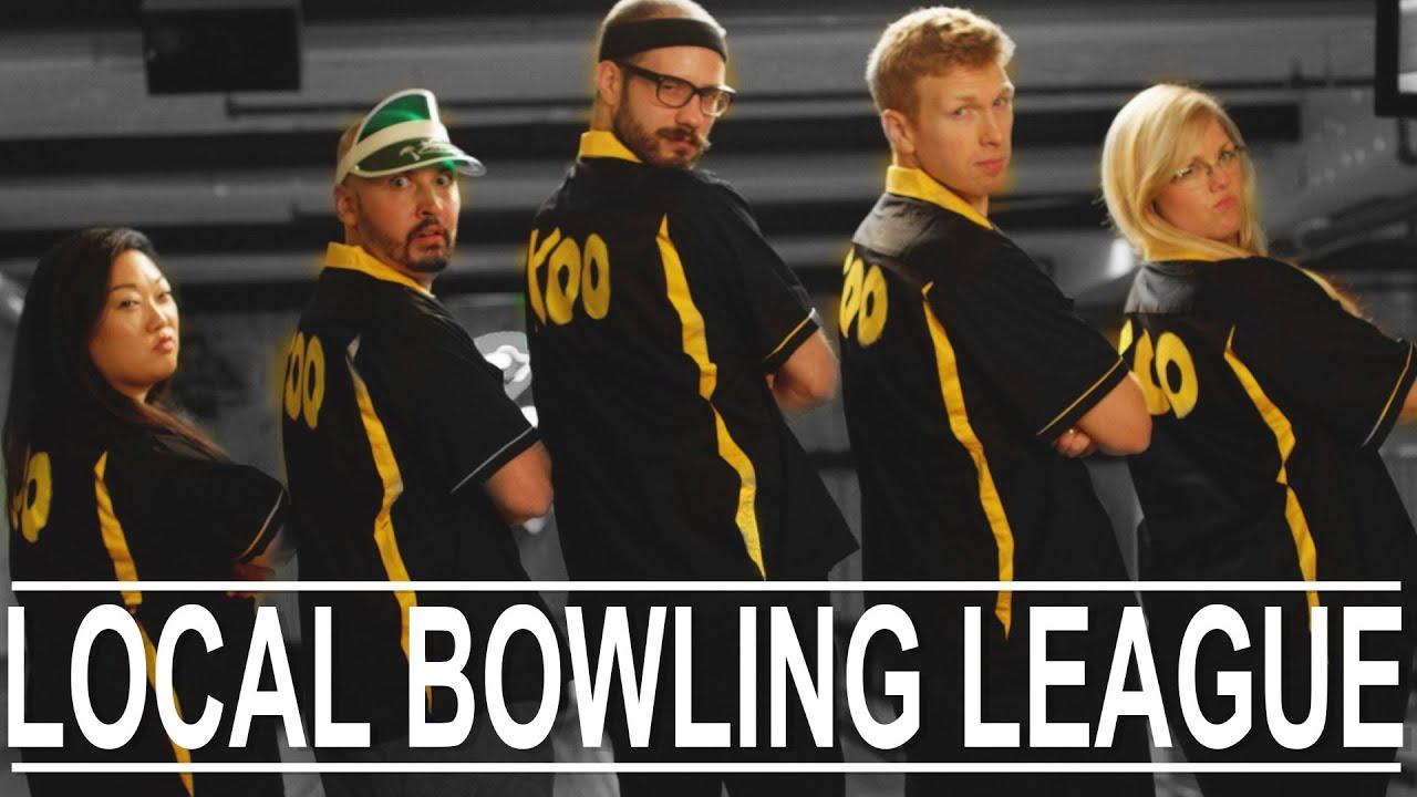 Koo Koo Kanga Roo - Local Bowling League (Music Video)