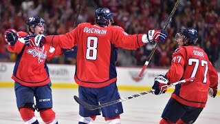 Ovechkin Hits 1000 Points