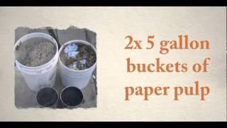 Papercrete 101