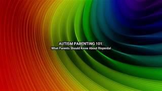 What Parents Should Know About Risperdal >> Autism Drug