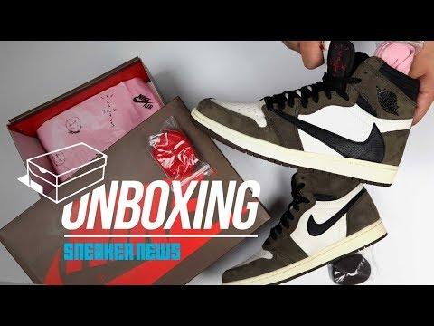 Travis Scott Air Jordan 1 - The Shoe of the Year?