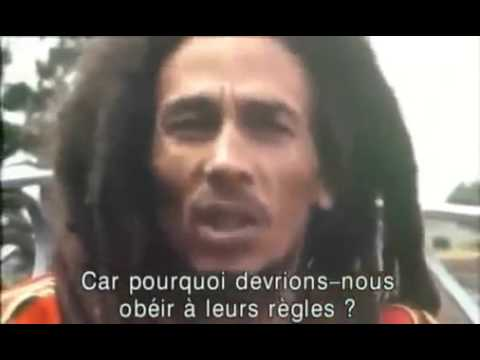 Bob Marley exposing the Illuminati