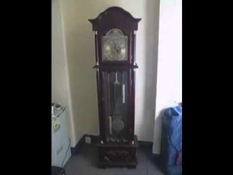 Daniel Dakota Grandfather Clock Ebay Item Youtube