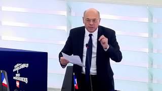 """Francuski eurodeputowany broni Polskę przed rezolucją UE i puentuje: """"Niech żyje Polska!"""""""