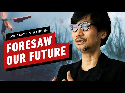 How Death Stranding Foresaw Our Future (feat. Hideo Kojima)