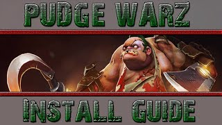 Dota 2 Pudge Wars and custom map install guide / Mod Tutorial update with Seekanddestroy0011