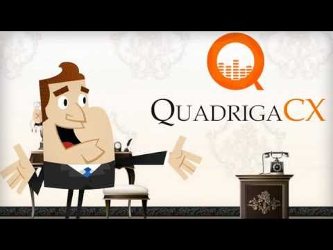 QuadrigaCX Crypto Currency Exchange