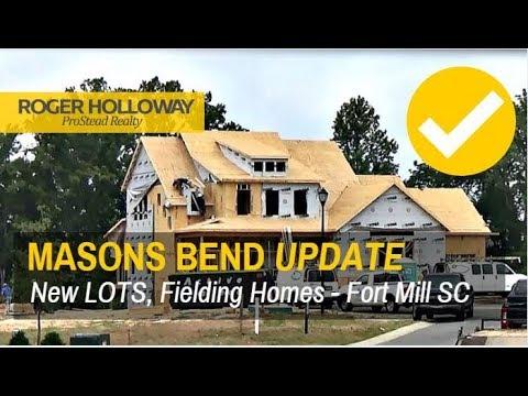 Masons Bend Fort Mill SC Builders - Fielding Homes