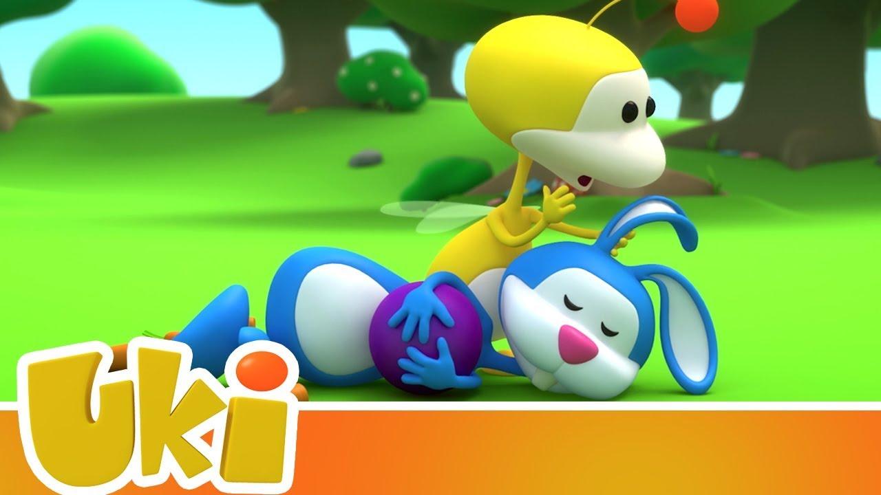 Uki 📺 Best of Uki (Part 8/8)   Full Episodes   Videos for Kids
