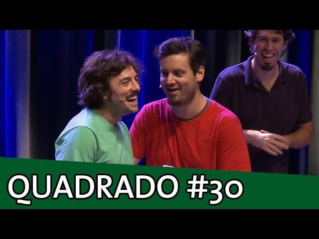 IMPROVÁVEL - QUADRADO IMPROVÁVEL #30