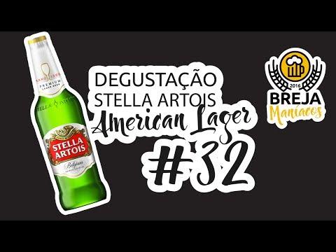 Degustação - Stella Artois