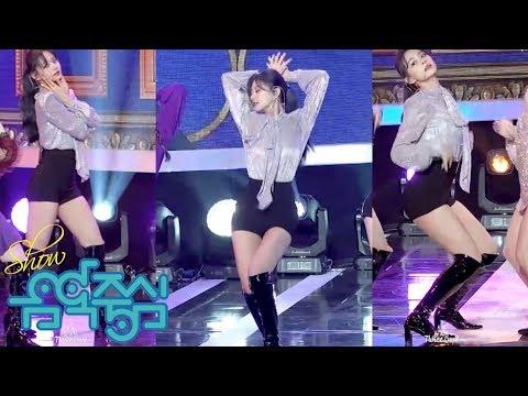 [예능연구소 직캠] TWICE - Feel Special (TZUYU), 트와이스 - Feel Special (쯔위) @쇼!음악중심 20191012