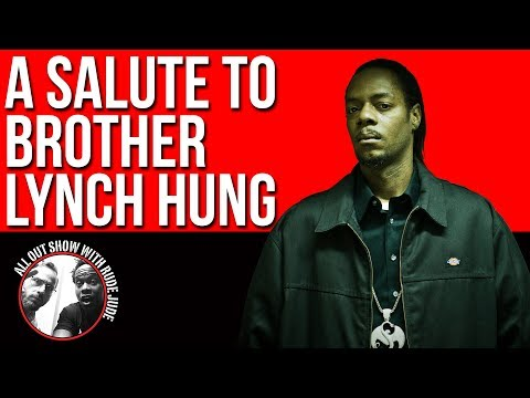 A Salute To Brother Lynch Hung's